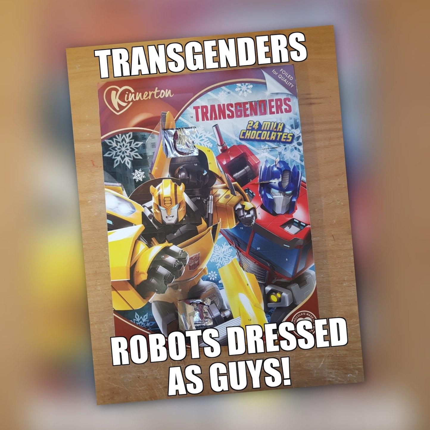 Transgenders - meme