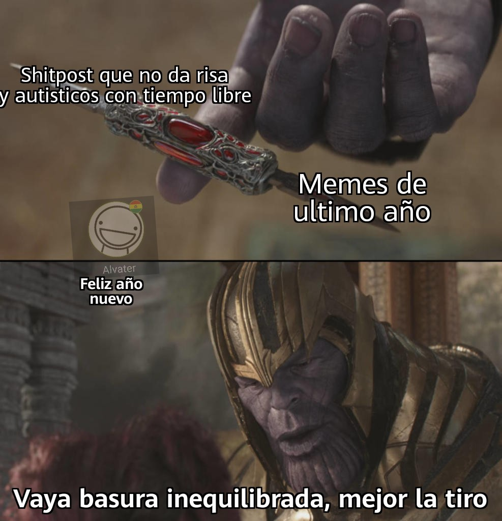 Hora de ignorarlos despues de este meme