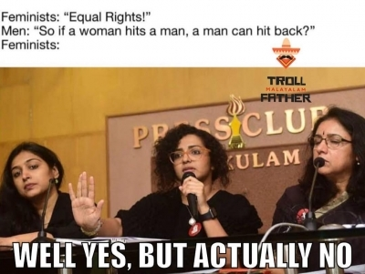 Equality! - meme