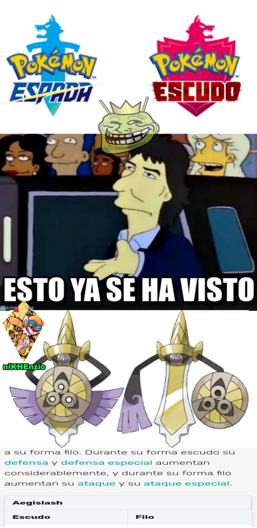 Era mejor pokemon android y pokemon ios - meme