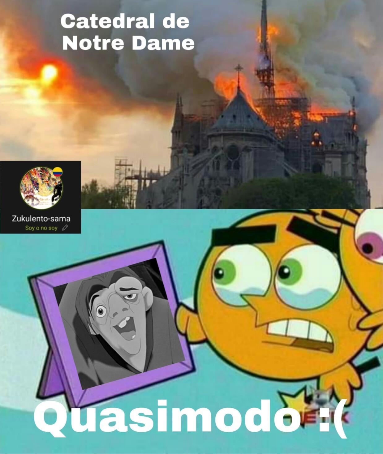 Quasimodo - meme