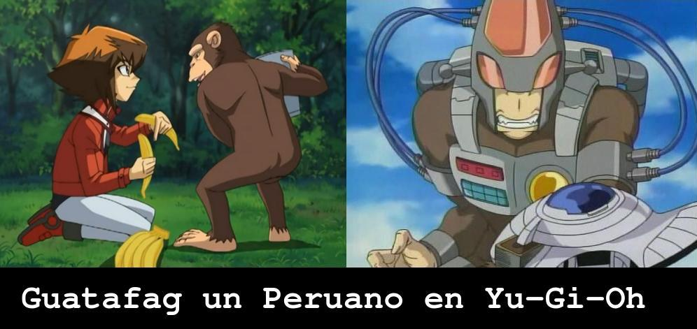 Guatafag un Peruano :0 - meme