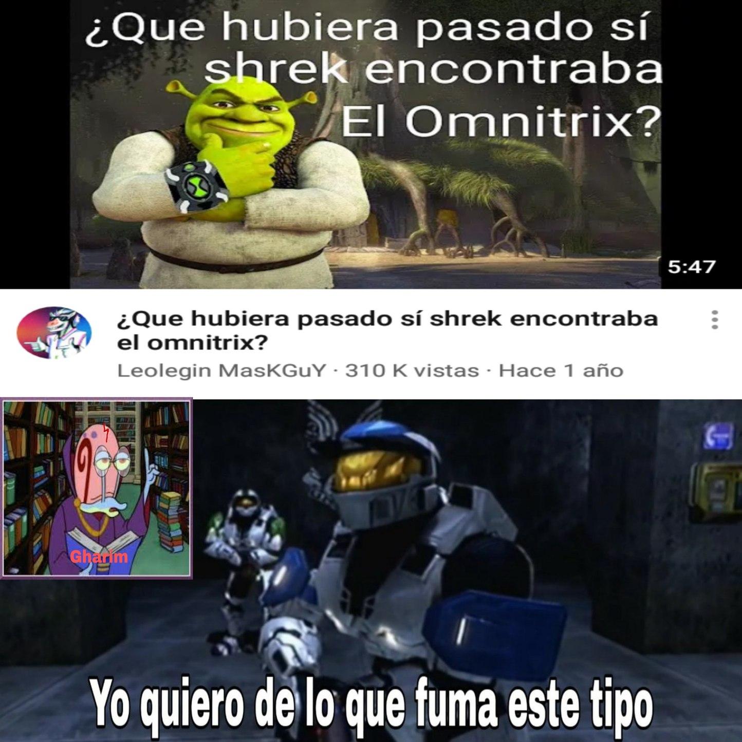 Cada vez hacen videos raros en Youtube - meme