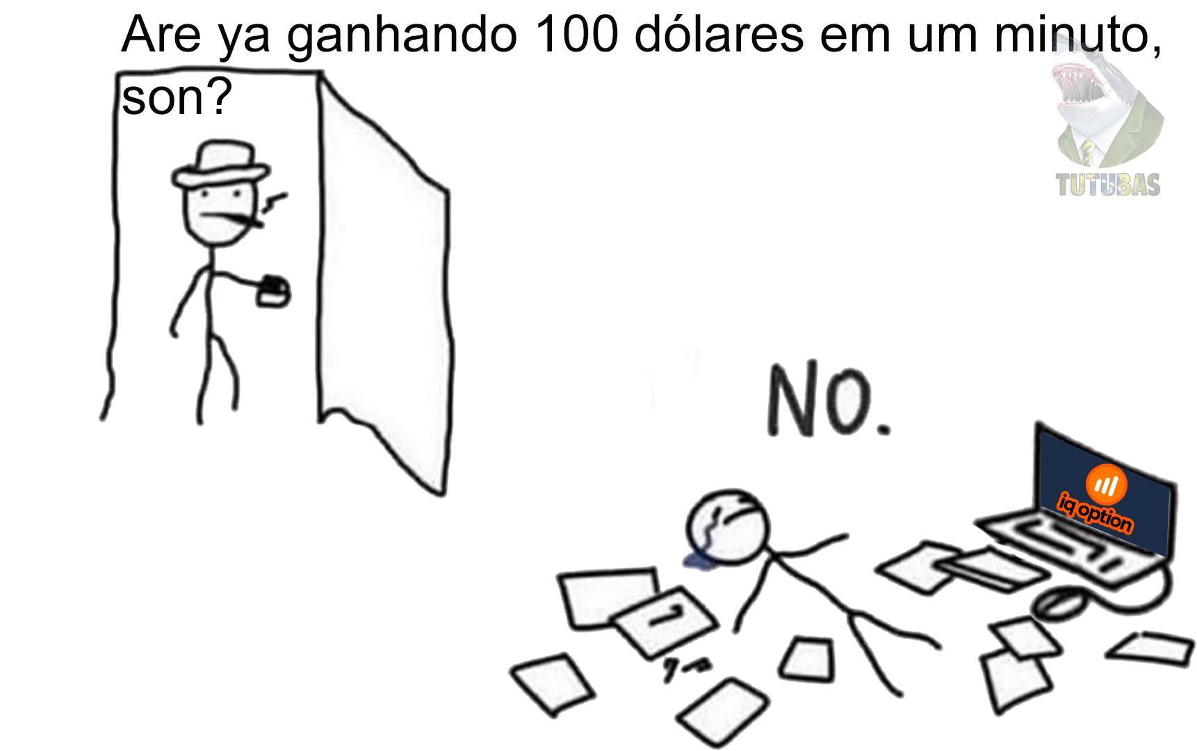 Are ya me mamando, user comum? - meme