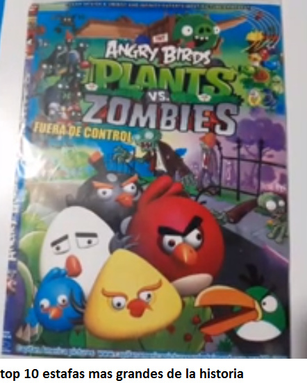 contexto:en el mercado te lo vendian diciendo que era un crossover de angry birds y pvz y lo unico de angry birds que tenia era la intro - meme