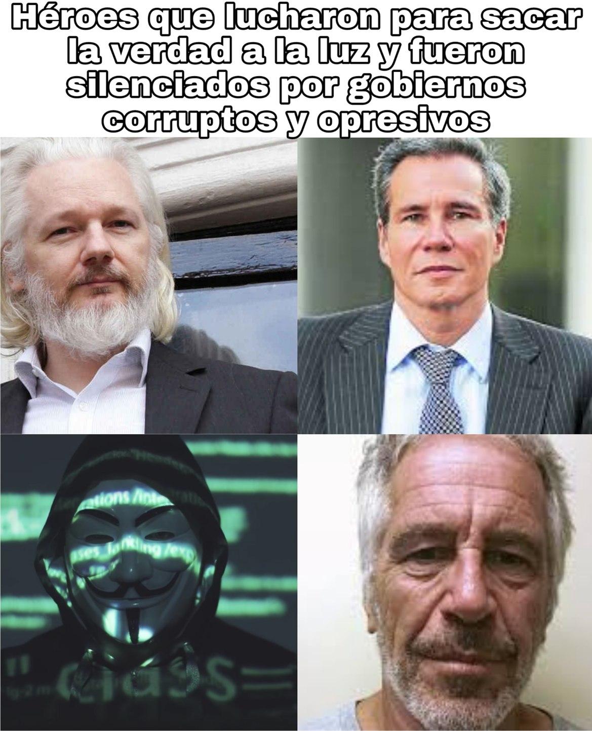 Héroes del siglo - meme