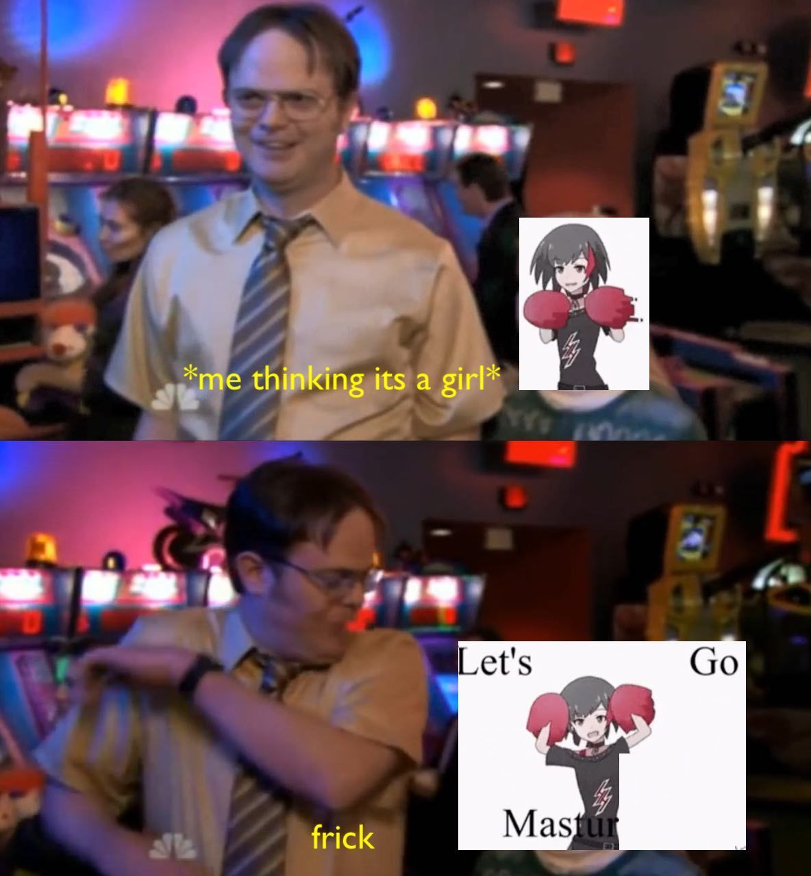 fricl - meme