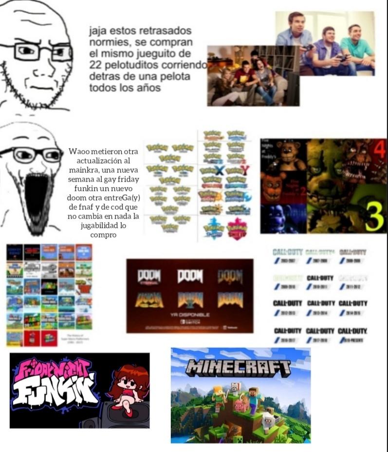 """El meme original no es mio, solo lo """""""" mejore""""""""y le agregue más detalles"""