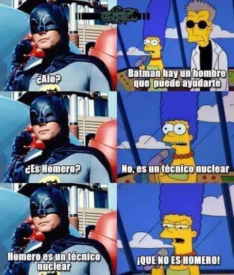 Ese batman... - meme