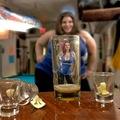 La perception sous alcool