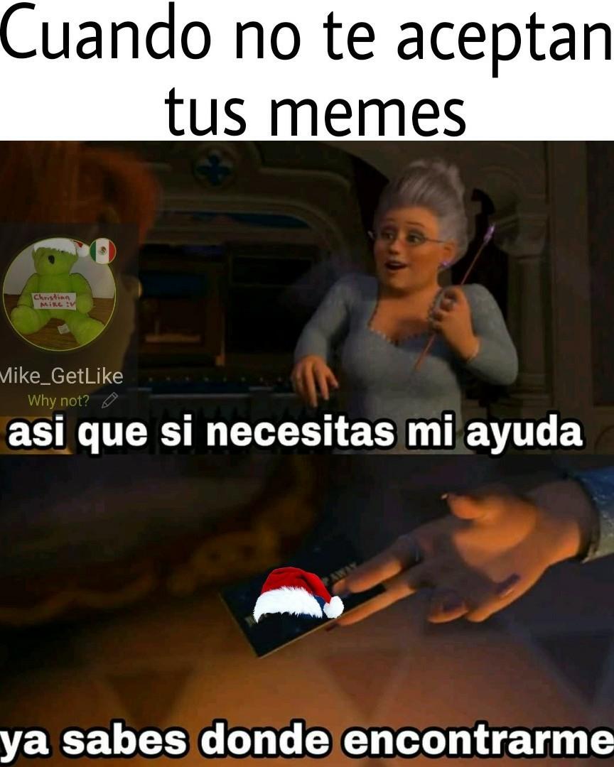 Con mucho Love - meme