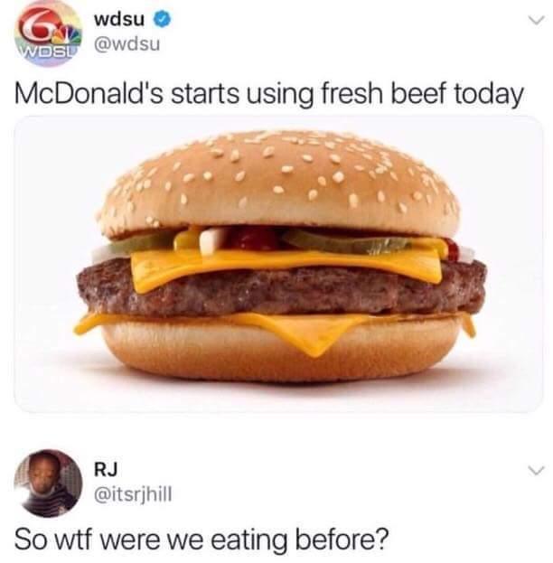 Woken - meme
