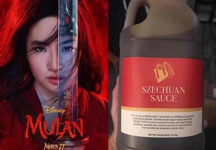 Szechuan - meme