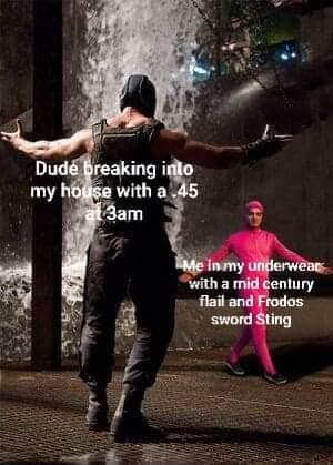 Real life - meme