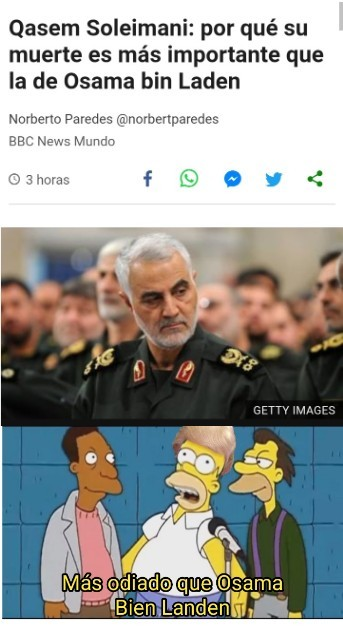 Trump se tomó muy personal la referencia - meme