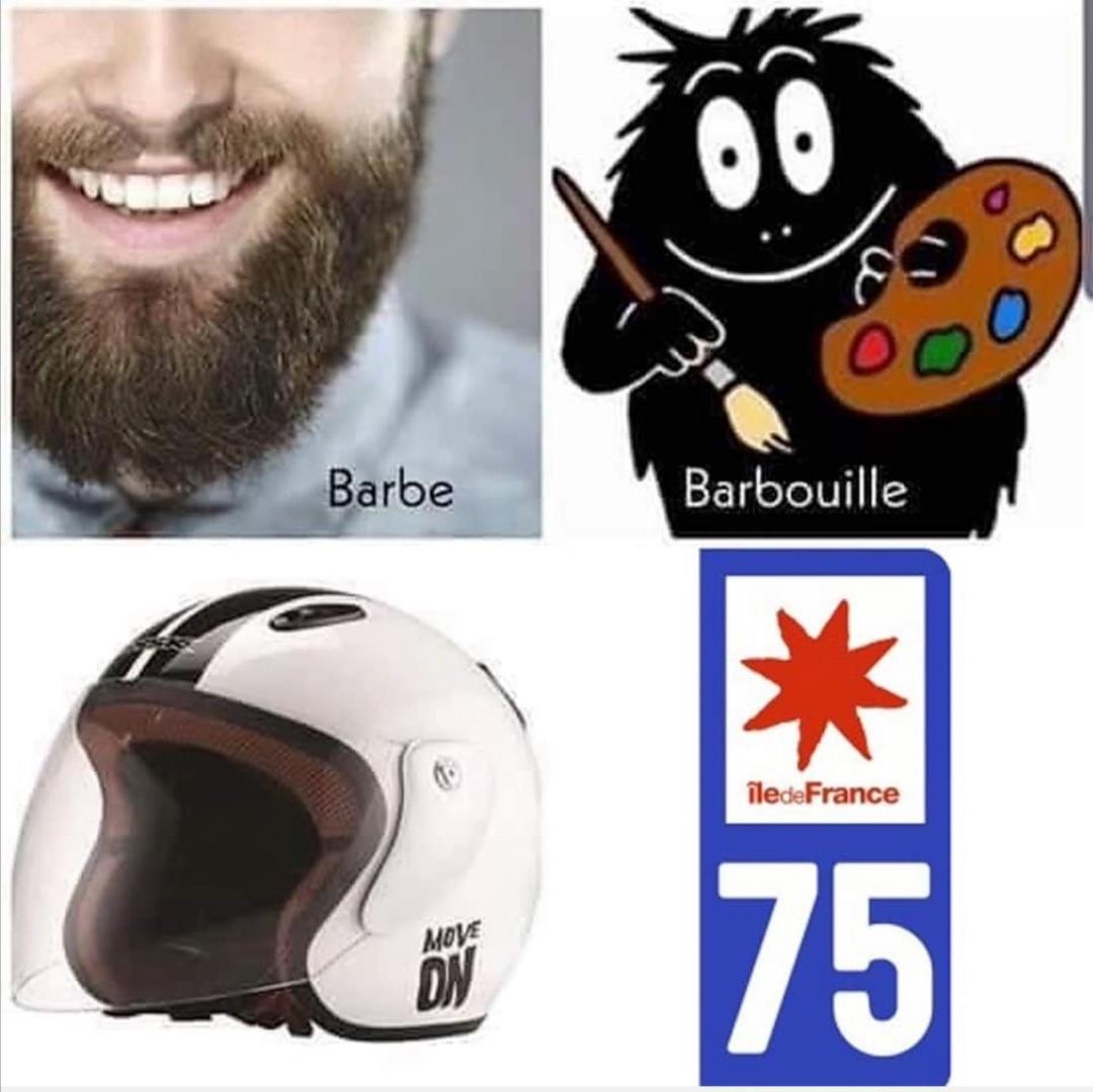 Ptn d'parisien - meme