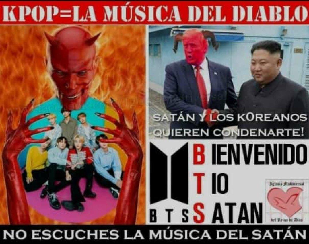 Bienvenido Tio Satan - meme