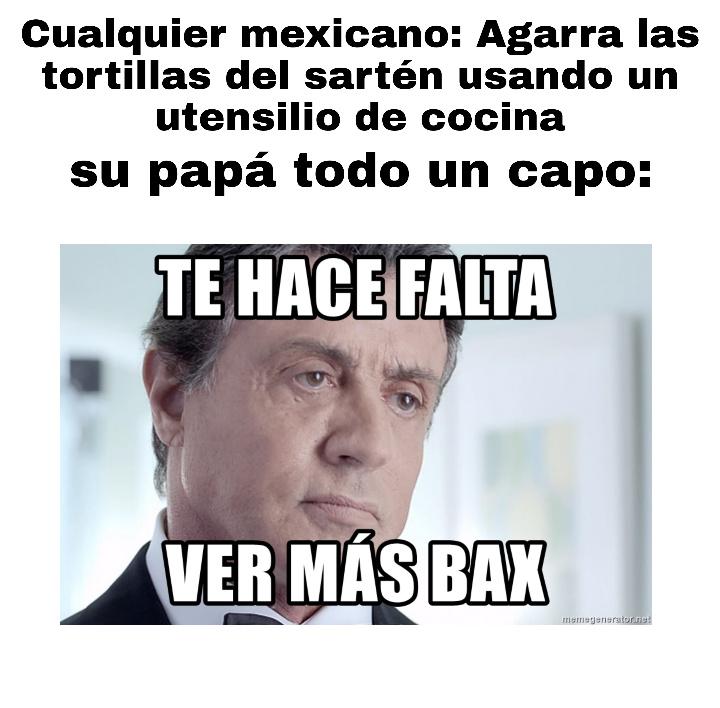 Si no entienden fueron unos comerciales de el canal 5 acá en México - meme