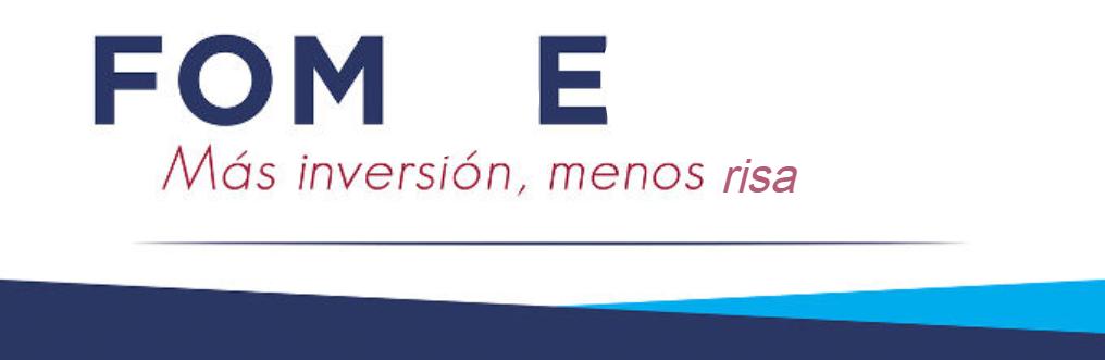 """""""FOME: Más inversión, menos risa"""" El logo original es del Fondo del Milenio El Salvador II, usen esta imagen con sabiduría - meme"""