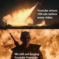 Still not buying it