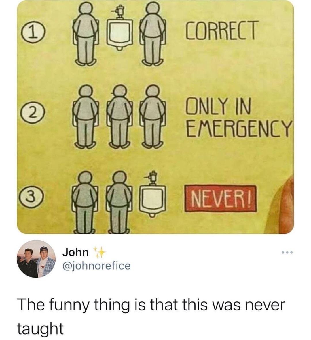 It's common knowledge - meme