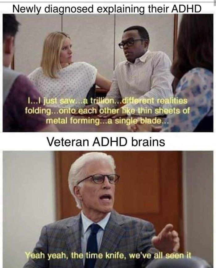Adhd - meme