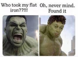 hulk smash - meme