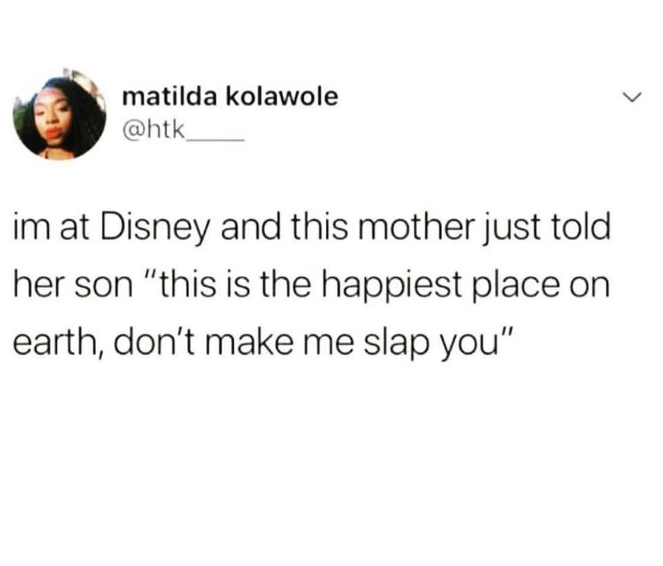 The HAPPIEST place. - meme