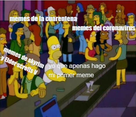 ESPERO MIS NEGATIVOS! - meme
