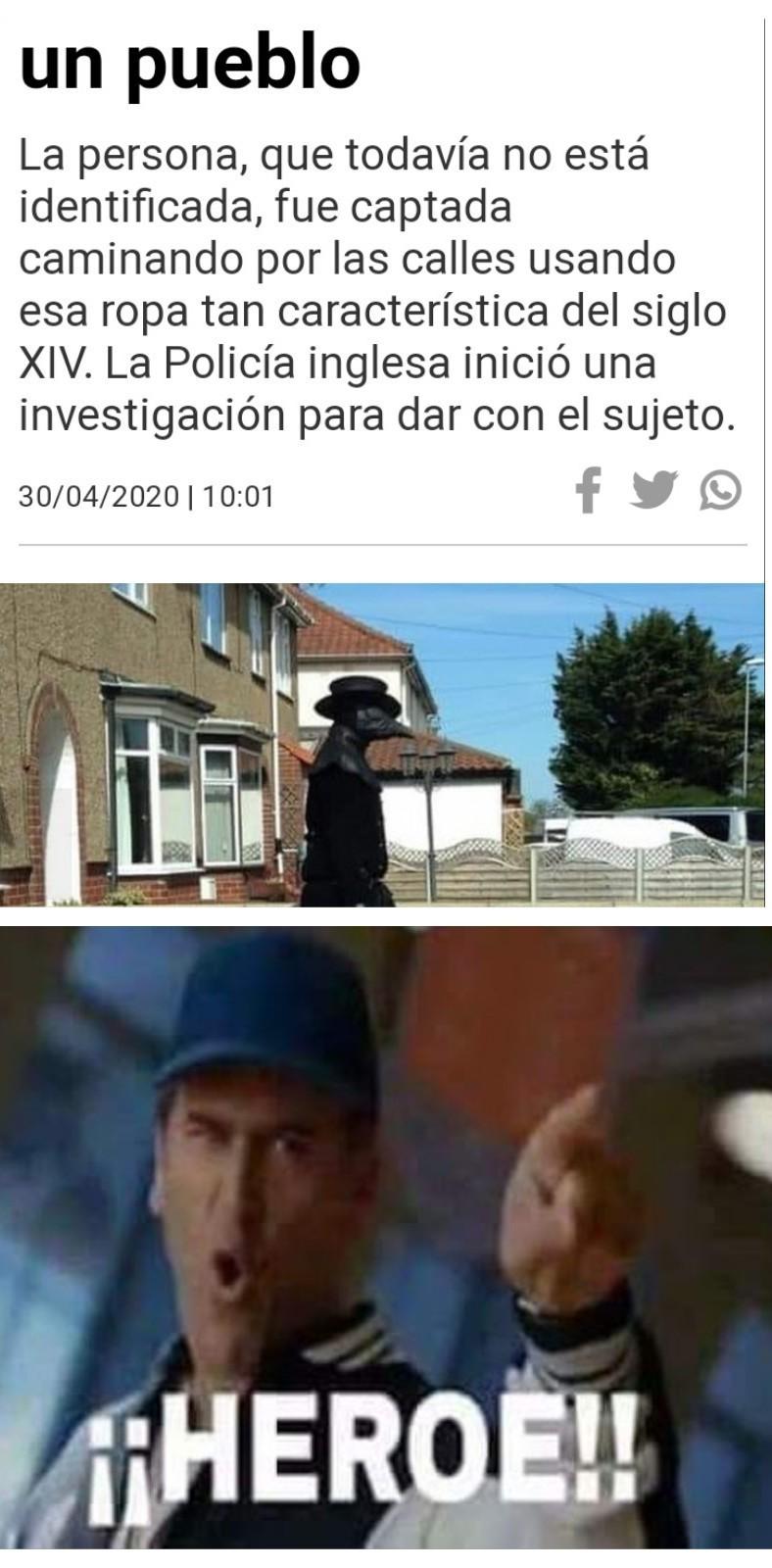 Yo soy PesteMan/Cuervoman - meme