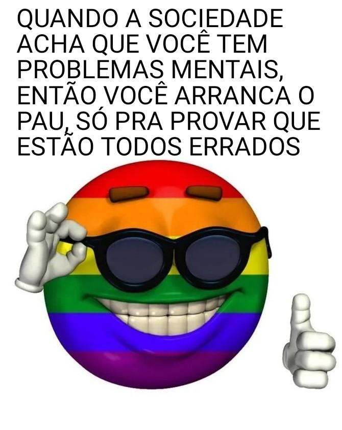 Trans people be like: - meme