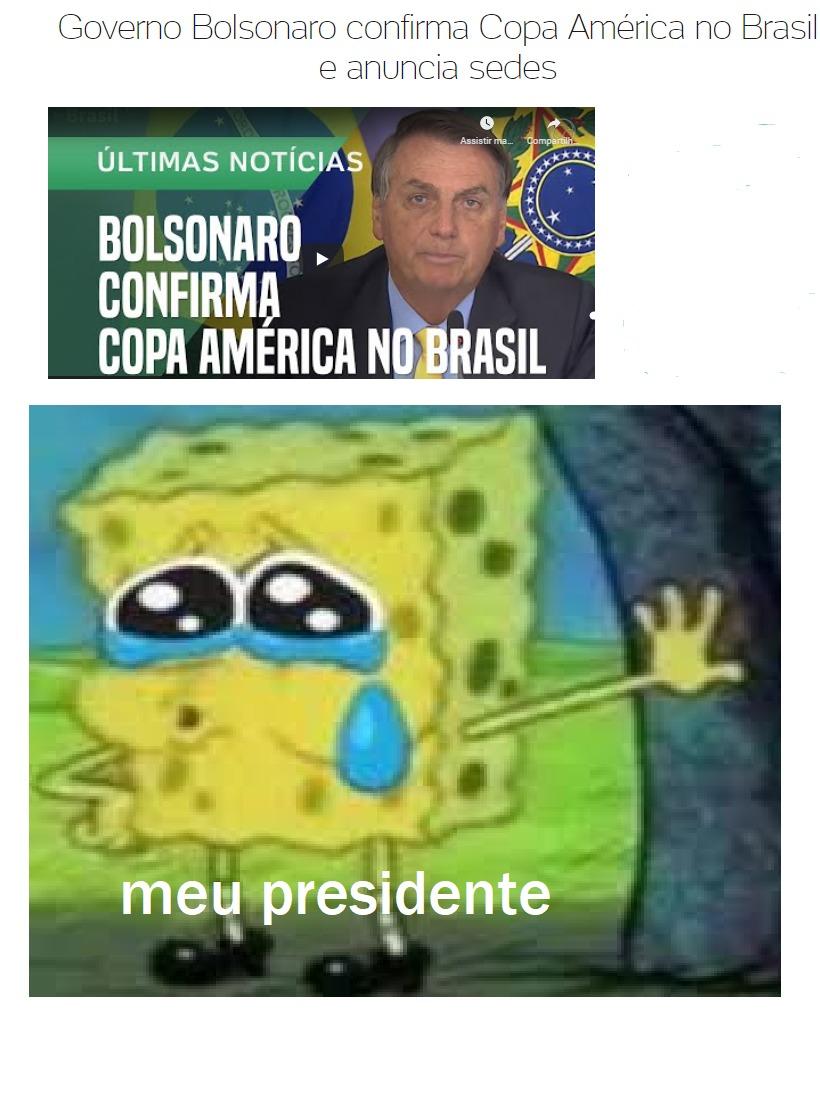 MEUUUUUU PRESIDENTE - meme