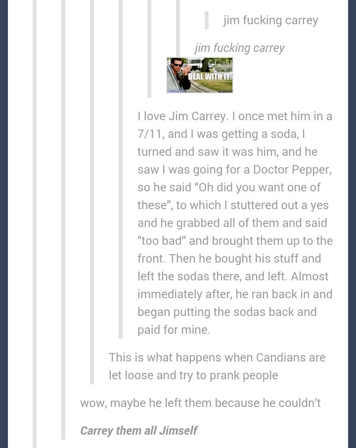 Jim Carrey! - meme