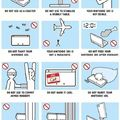 Safety tips for a 3DS
