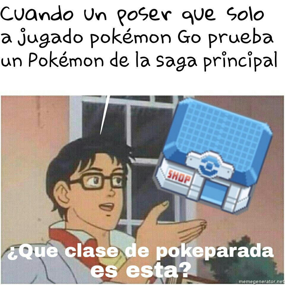 Oroginal y 100% real - meme
