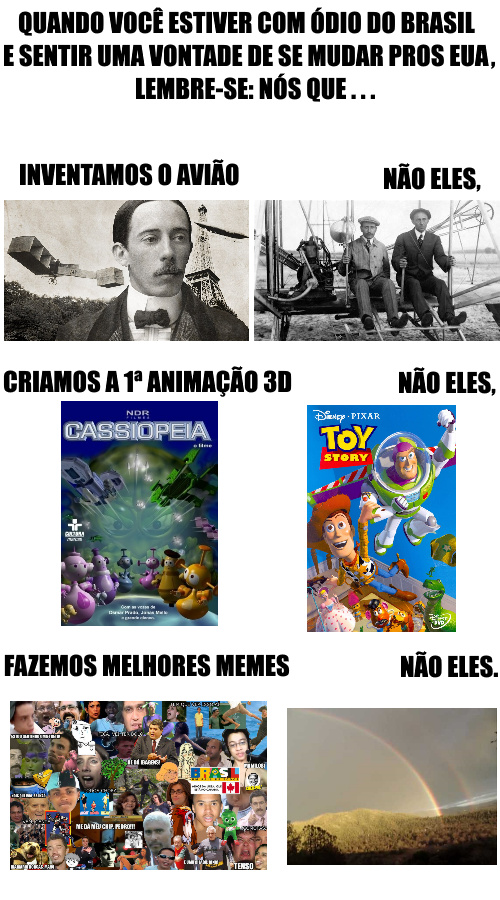 WELCOME TO BRAZIL! - meme