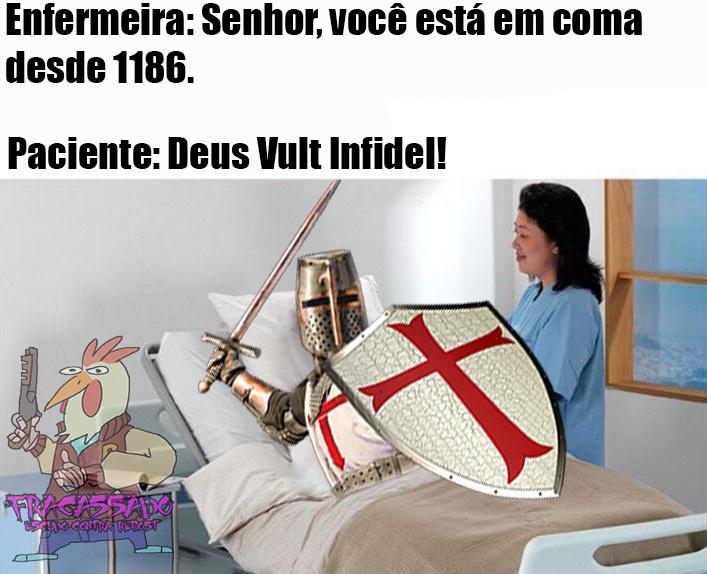 Judas vult - meme