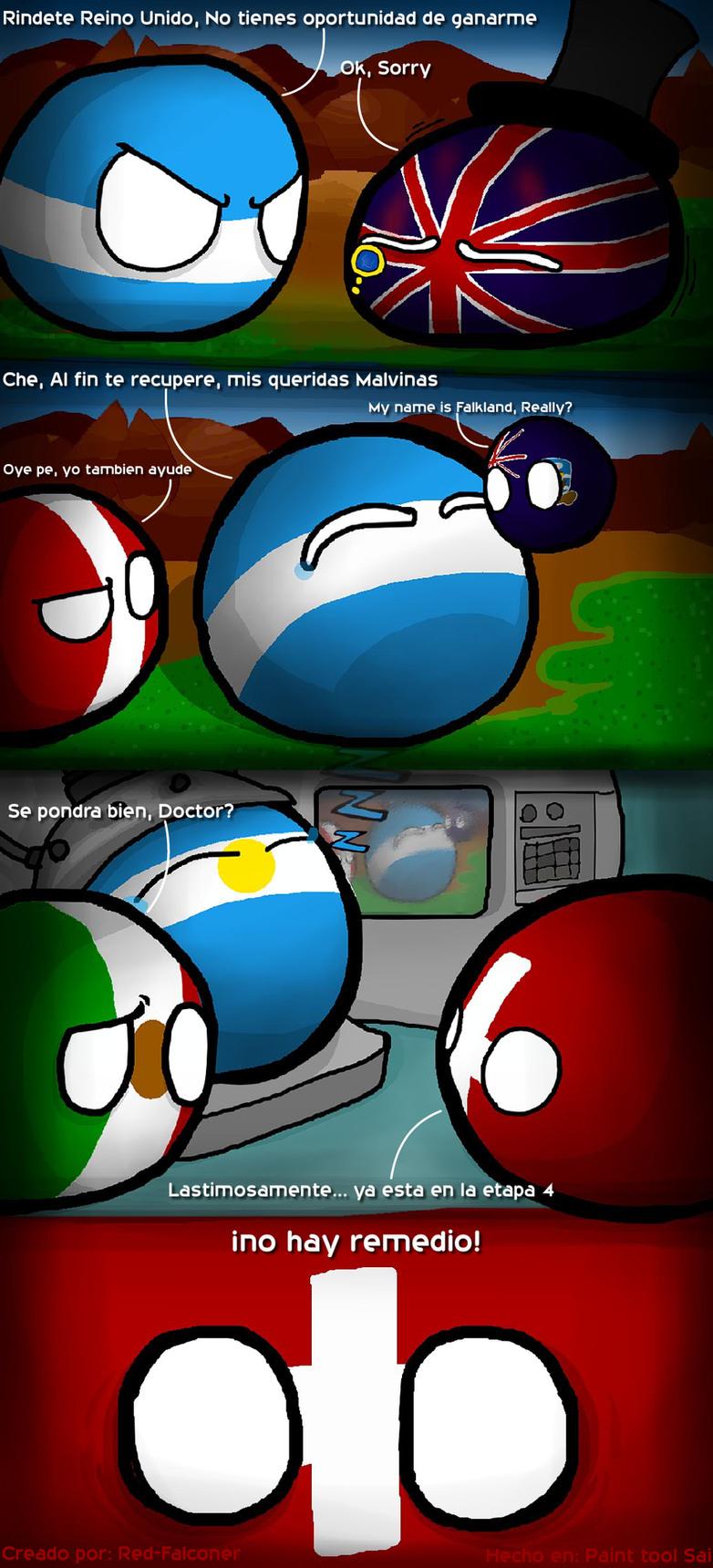 El sueño de argentina - meme