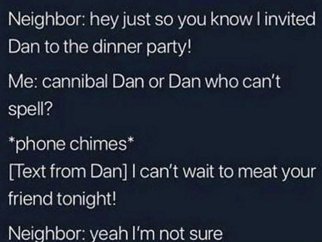 Dans - meme