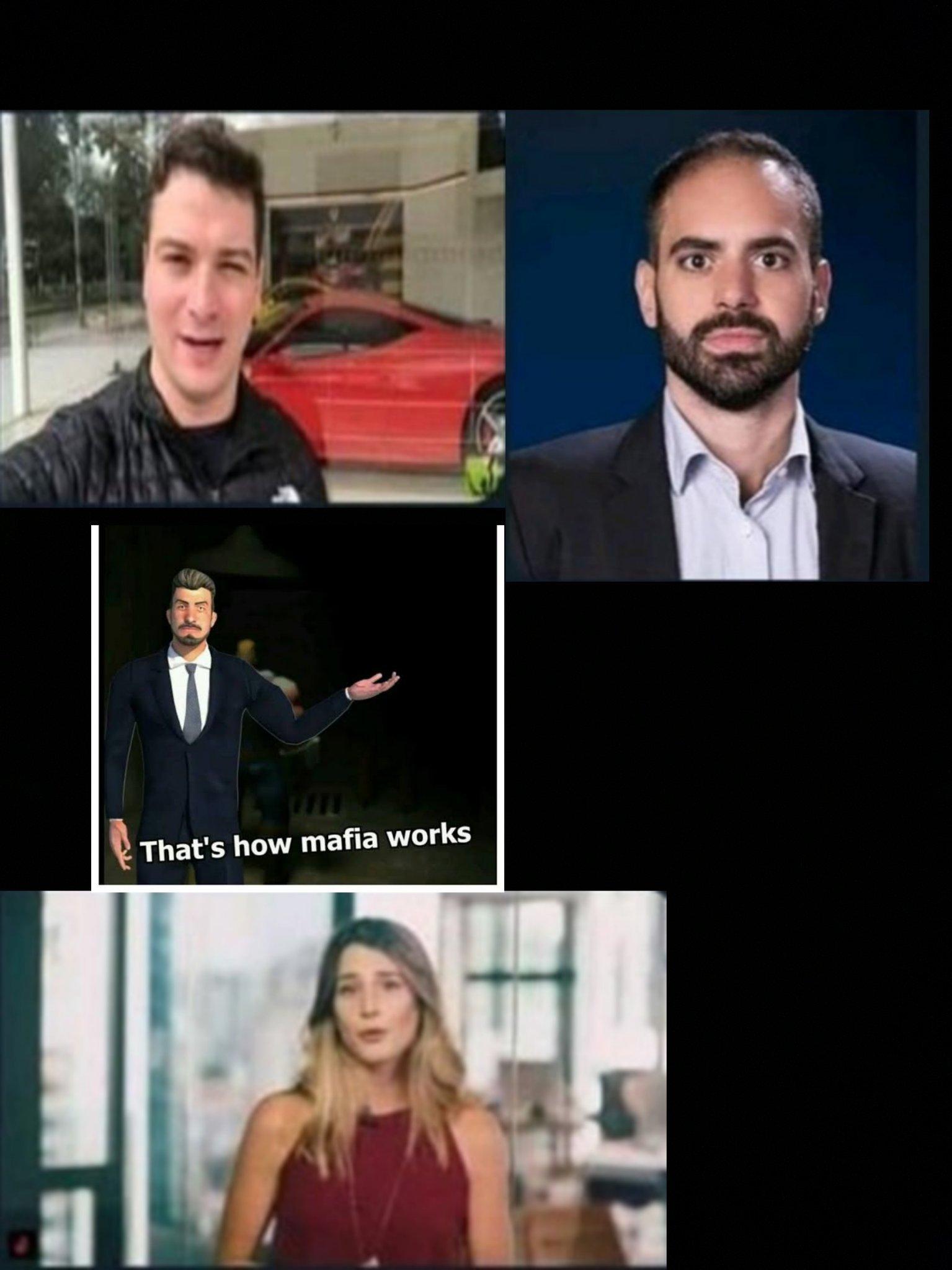 That's how mafia works - meme