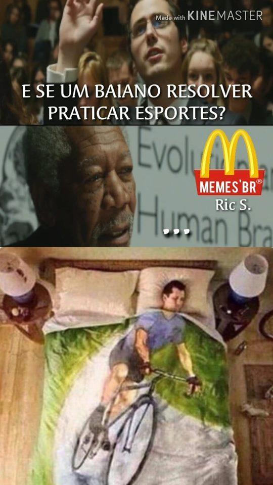 CADE O BAIANO??? - meme