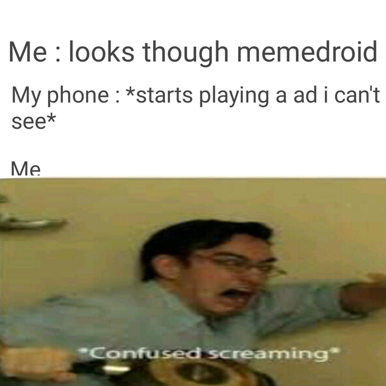Seriously, help me - meme