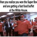 Chiefs win the Super Bowl!