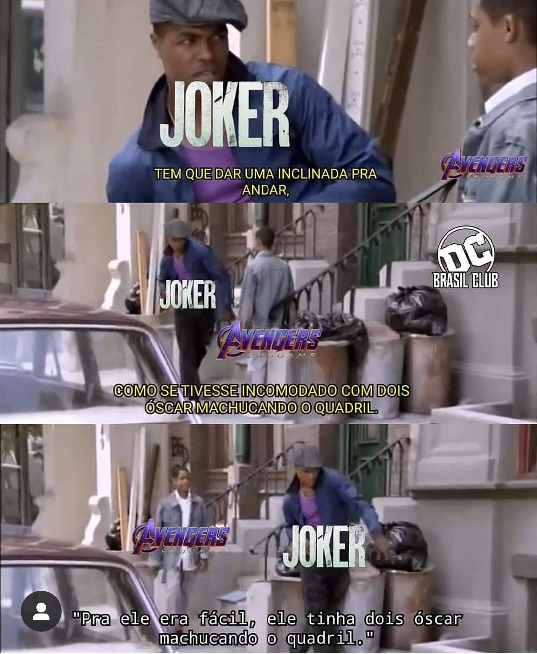 El choripan - meme