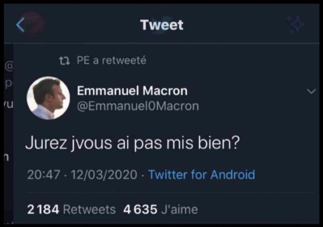 Merci bb on t'aime - meme