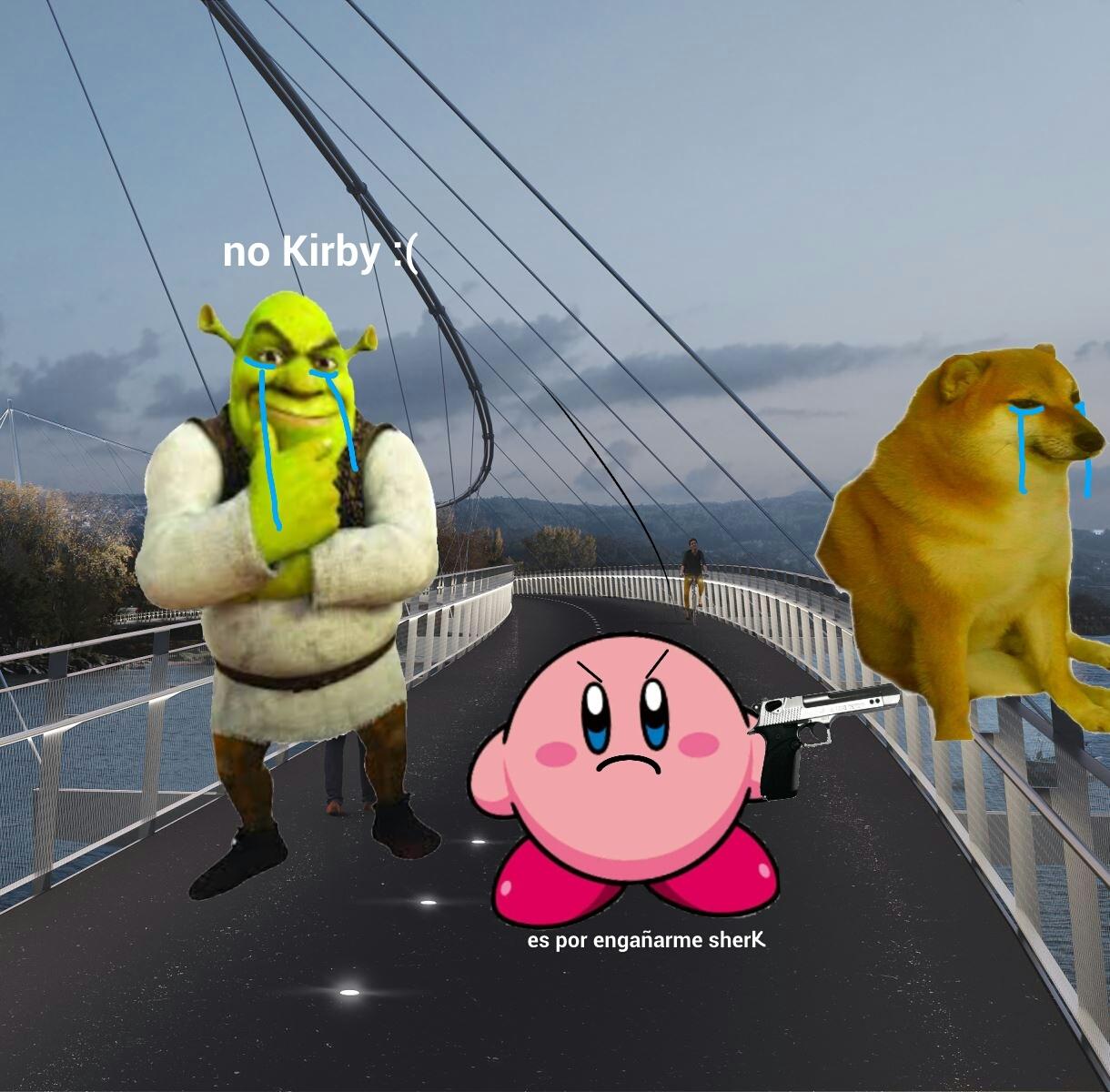Créditos a mí prima, que me hizo el favor de editarlo - meme