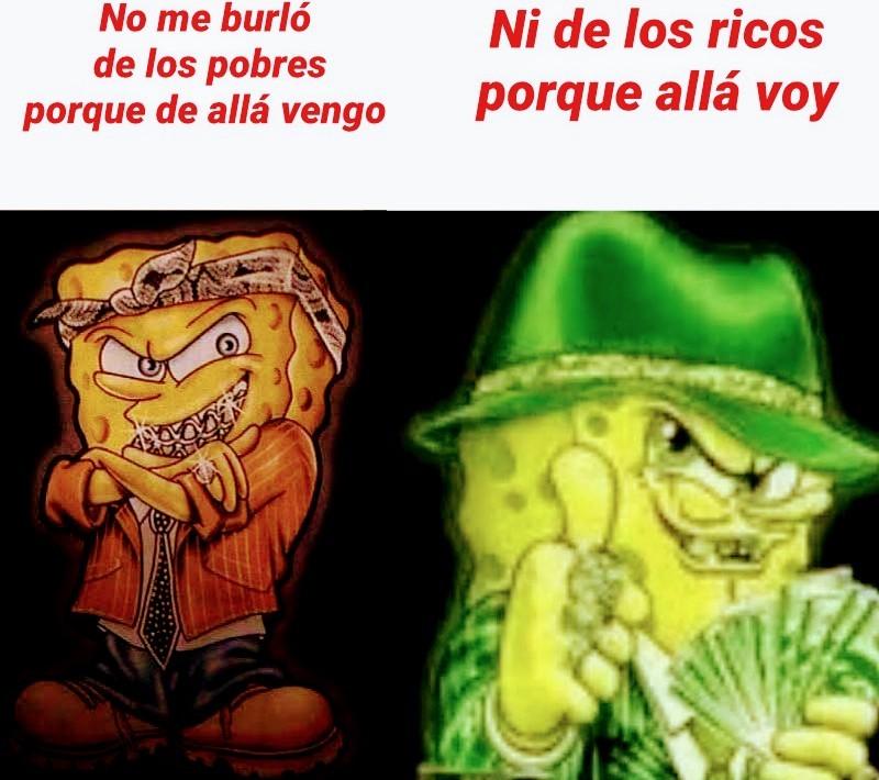 Grande el Bob Cholo - meme