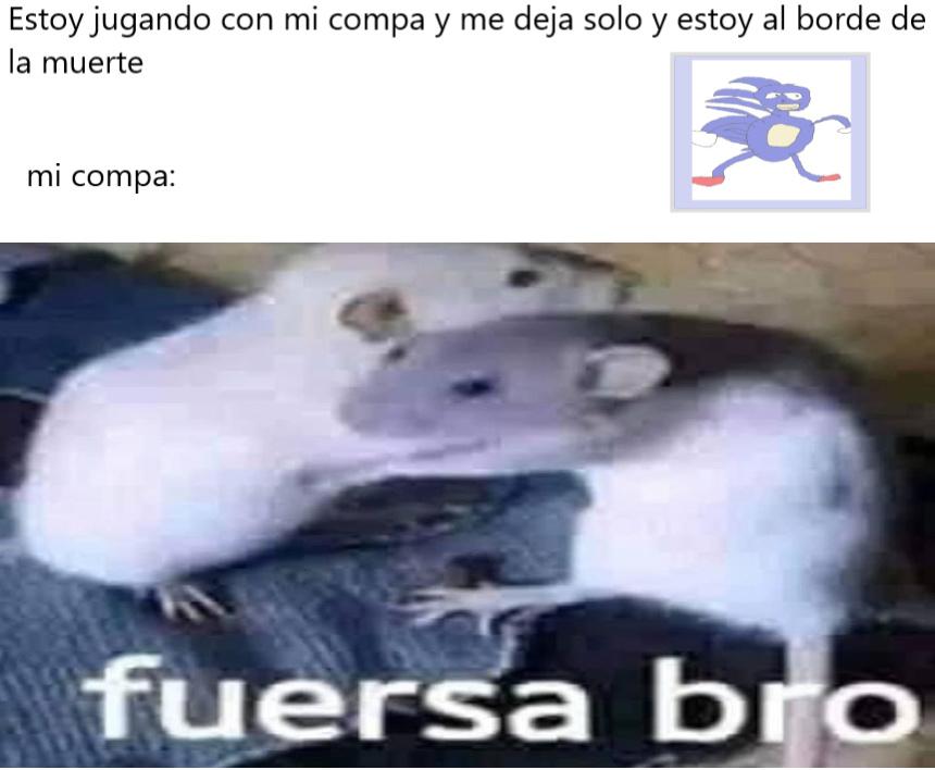 FuErSa BrO - meme