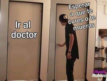 puertas - meme