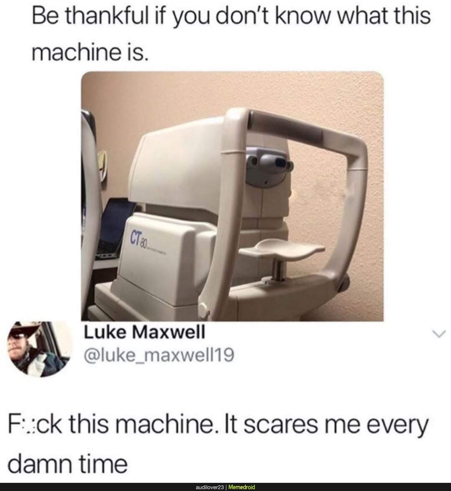 These things suck - meme